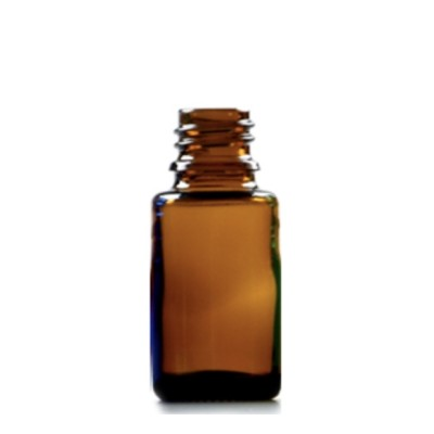 Glass Bottle Amber 15mL