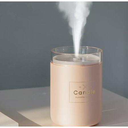Diffuser Pink + Free 15mL Essential Oil