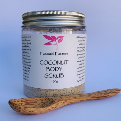 Coconut Body Scrub 150g