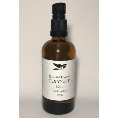 Coconut Oil (fractionated) 100mL