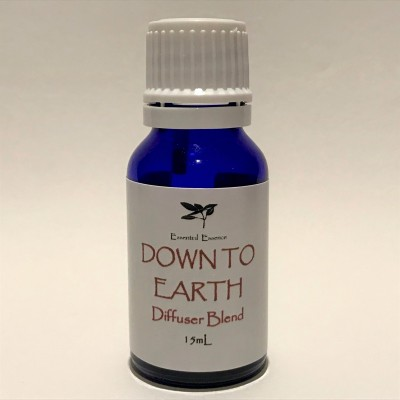 Diffuser Blend 15mL:  Down to Earth
