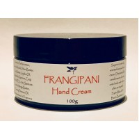 Hand & Body Cream Frangipani 100g