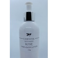 Hand & Body Lotion - Rose 150g