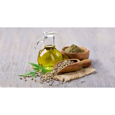 Hemp Oil 100mL