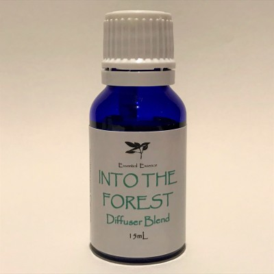 Diffuser Blend 15mL:  Into the Forest
