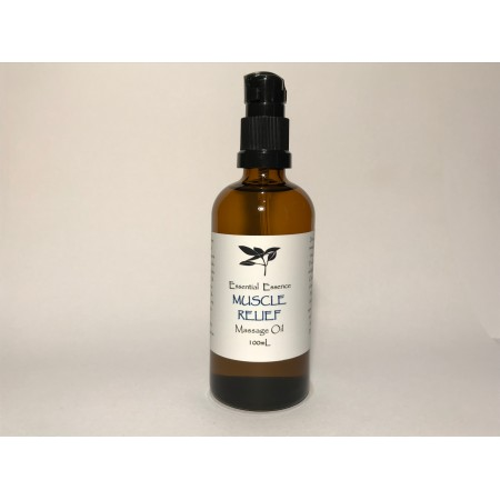 Muscle Relief Massage Oil 100mL