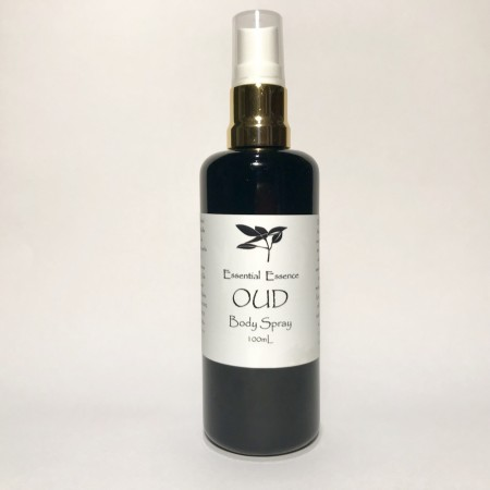 Oud Body Spray 100mL