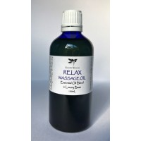 Relax Massage Oil 100mL
