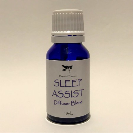 Diffuser Blend 15mL:  Sleep Assist